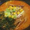 らーめん ともや - 料理写真:辛味噌らーめん 780円
