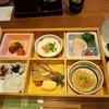 庭の食卓 四季 - 料理写真:朝食1(1620円)