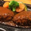 炭焼きレストランさわやか - 料理写真:おにきハンバーグ