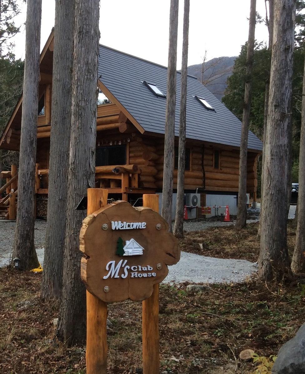 M's club house
