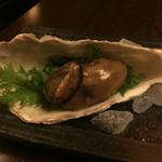燻製ダイニングGAGA - 牡蠣の燻製