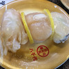 活魚回転寿司八千代 - 料理写真:貝三昧