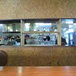 寿製麺 よしかわ - 店内