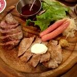 59891383 - 肉を喰らえ!!肉盛り:1,490円
