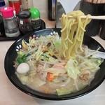 餃子の王将 - チャンポン
