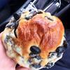 西紀サービスエリア(下り線) 西紀のパン屋さん - 料理写真:メインの黒豆パン (^∀^)ノ