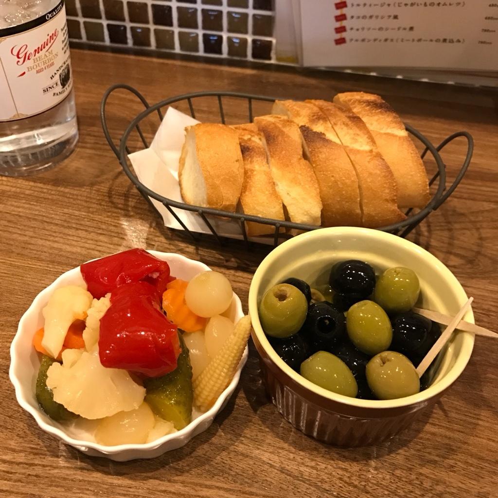 スペイン料理 BARTA PARCO松本