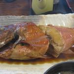 食事処 池田 - 金目鯛煮つけ