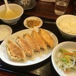 59906986 - 焼餃子定食