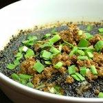 椿華亭 - 黒玉担々麺