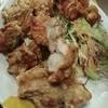 英洋軒 - 料理写真:鶏のからあげ