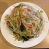 Nagasakichamponsaraudonkuma - 料理写真:皿うどん