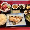 もてなしや - 料理写真:特選もてなし焼き魚定食¥1400