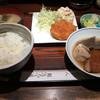銀座九丁目 - 料理写真:日替わり定食(850円)