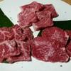 焼肉まさしげ - 料理写真:イチボ・カイノミ・ランプ