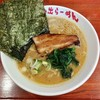日の出らーめん - 料理写真:豚骨醤油らーめん(700円)