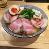 轍 - 料理写真:特選煮干らーめんd( ̄、  ̄)ノ ¥900円