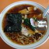 青島食堂 - 料理写真:青島らーめん¥750-