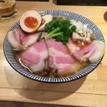 59943118 - 特選煮干らーめんd( ̄、  ̄)ノ ¥900円