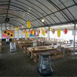 玉名の牡蠣小屋 -