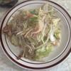ランチハウスぐっち - 料理写真:肉野菜炒め定食、750円です。