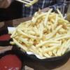 大衆酒場 ちばチャン - 料理写真:バカサイズのポテトフライは670円v