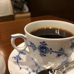 椿屋カフェ - コーヒー