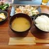 ごった食堂 - 料理写真:豚バラ蒸し野菜 700円