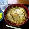 くるり庵 - 料理写真:かつ丼のコスパは高い。