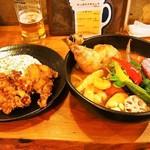 Soup Curry SAMURAI. - 侍スペシャル
