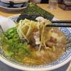丸源ラーメン - 料理写真:肉そば 麺リフト