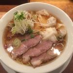 59985919 - 叉焼雲呑麺