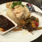 Thai Food Lounge DEE  - 鶏の炊き込みご飯 680円