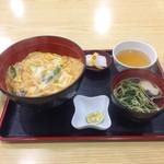 リバーサイド大扇 - 松茸丼