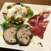 クエロクエラ - 料理写真:前菜三種盛り600円(税別)