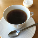 コーヒーハウス ショコラ - お代わりコーヒー
