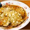 吾衛門 - 料理写真:チャーシューメン 800円 煮干し&醤油に多めの油、絶妙なバランスうまうまラーメンです♪