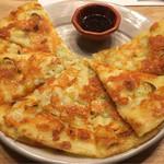 炭火焼肉のバクロ - チーズチヂミ