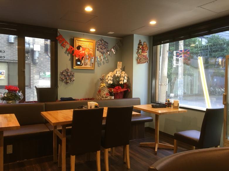 ベントレーズ カフェレストラン&ビストロ 上野店