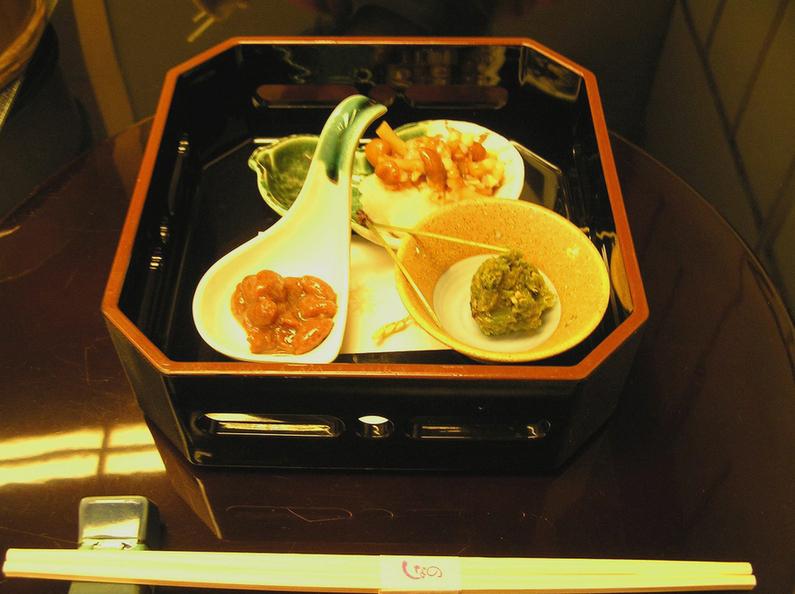 日本料理 しなの