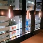 60001653 - 窓際の個室からは五反田のそうでもない夜景