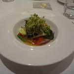 60003667 - 特選・本日の鮮魚料理:気仙沼産 ソイ ブイヨンスープ仕立て