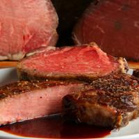 超低温熟成 厚切り牛タンのステーキ