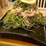 瓦.Tokyo - めん大盛、肉大盛