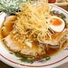 こえもん - 料理写真:ネギチャーシュー麺に味玉!