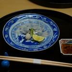 是しん - 料理写真:おまかせ てっさ