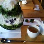 60019614 - 利休抹茶ミルク金時、ほうじ茶セット