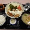 味将 - 料理写真:チキン南蛮定食¥990-