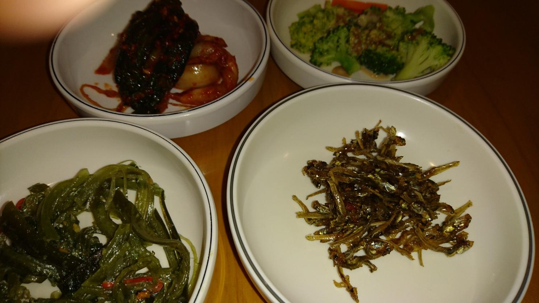 韓国家庭料理 おふくろの味 ケミ