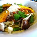 レストラン コンテッラ - 季節の野菜のボロネーゼ風